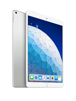 Apple Apple Ipad Air (2019), 64Gb, Wi-Fi - Silver - Ipad Air With Apple  ... Picture