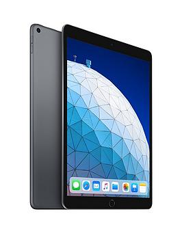 Apple Apple Ipad Air (2019), 256Gb, Wi-Fi - Space Grey - Ipad Air With  ... Picture