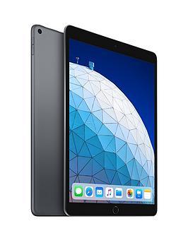 Apple Apple Ipad Air (2019), 256Gb, Wi-Fi - Space Grey - Ipad Air Picture