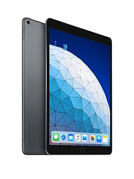 Apple Apple Ipad Air (2019), 64Gb, Wi-Fi &Amp; Cellular - Space Grey Picture