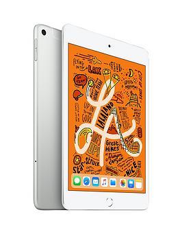 Apple Apple Ipad Mini (2019), 64Gb, Wi-Fi &Amp; Cellular - Silver Picture