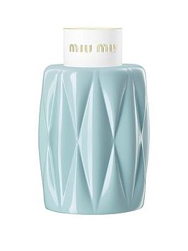 Miu Miu Miu Miu 200Ml Body Lotion Picture