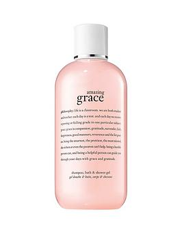 Philosophy Philosophy Philosophy Amazing Grace Shower Gel 480Ml Picture
