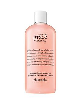 Philosophy Philosophy Philosophy Amazing Grace Ballet Rose Shower Gel 480Ml Picture