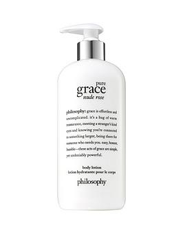 Philosophy Philosophy Philosophy Pure Grace Nude Rose Body Lotion 480Ml Picture