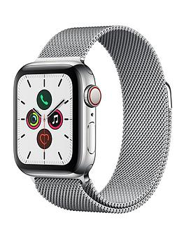 Apple Apple Watch Series 5 (Gps + Cellular), 40Mm Stainless Steel Case  ... Picture