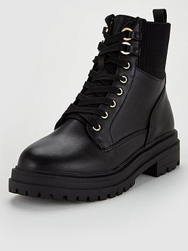 v-by-very-natalia-flat-lace-up-boots-black