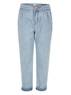 river-island-girls-mom-jeans-blue