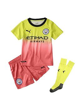 puma-little-kids-manchester-city-1819-third-kit-yellow