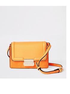 42bed8c92907 River Island River Island Mini Cross Body Bag - Orange