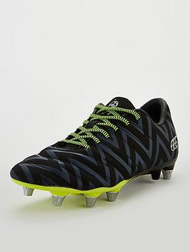 Canterbury Canterbury Phoenix 2.0 Soft Ground Rugby Boots - Black Picture