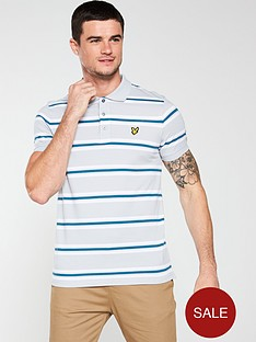 lyle-scott-multi-stripe-polo-shirt-silver-grey