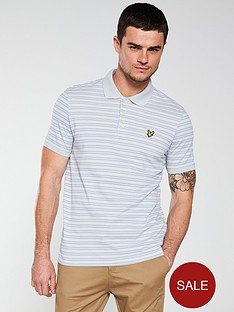 lyle-scott-fine-striped-polo-shirt-silver-grey