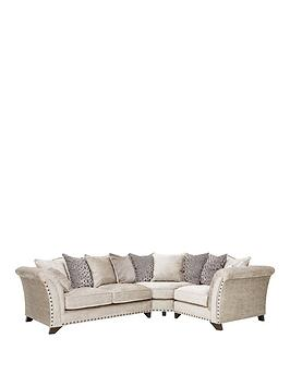 Very Caprera Fabric Right Hand Scatter Back Corner Group Sofa Picture