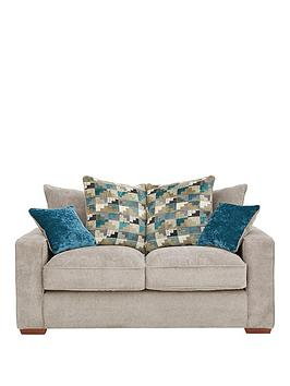 Very Miller Fabric 2 Seater Sofa Picture