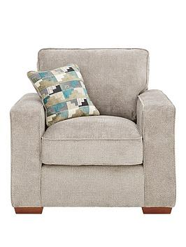 Very Miller Fabric Armchair Picture