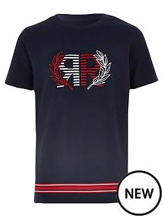 river-island-boys-pique-ri-embroidered-t-shirt-navy