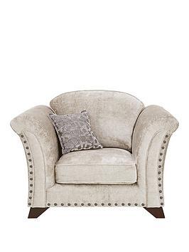 Very  Caprera Fabric Armchair
