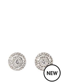 river-island-river-island-diamante-stud-earrings-silver