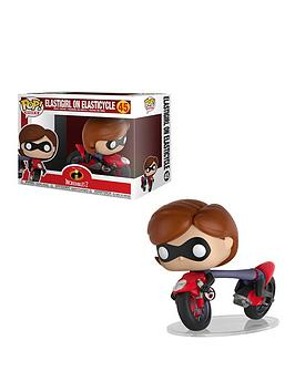 Pop! Pop! Pop Rides Disney The Incredibles 2: Bike And Elastigirl Picture