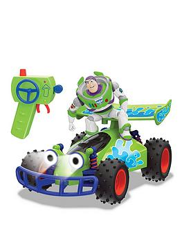 Toy Story Toy Story Buzz Lightyear Rc Crash Buggy Picture