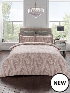 613fe30a0 Sam Faiers Tamara 100% Cotton Sateen Duvet Cover Set