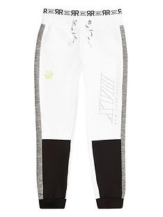 river-island-boys-ri-active-block-joggers-white