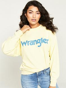 wrangler-retro-sweatshirt-french-vanilla