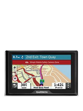 Garmin Garmin Drive 52 Uk Mt-S 5 Inch Sat Nav With Map Updates For Uk And  ... Picture