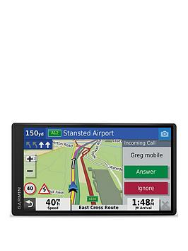Garmin Garmin Drivesmart 55 Mt-S 5.5 Inch Sat Nav With Edge To Edge  ... Picture