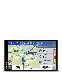 Garmin Garmin Drivesmart 65 Mt-D 6.95 Inch Sat Nav With Edge To Edge  ... Picture