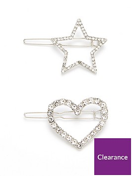 v-by-very-star-heart-diamantenbsphair-clips-2-pack-clear