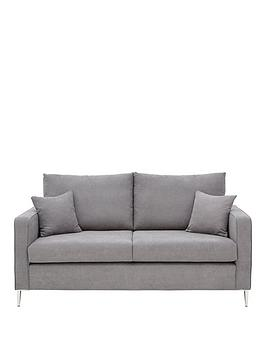 Very Glynn Fabric 3 Seater Sofa Picture