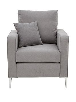 Very Glynn Fabric Armchair Picture