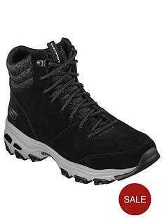 skechers-dlites-chill-flurry-ankle-boot-black