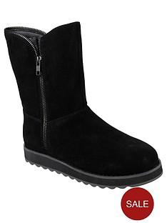 skechers-keepsakes-20-zip-jewel-calf-boot-black