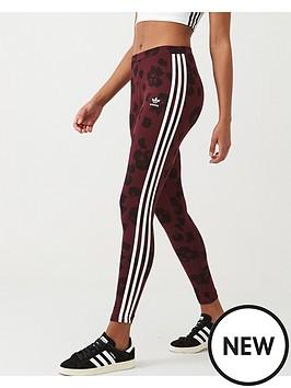 adidas-originals-aop-tights-maroonnbsp