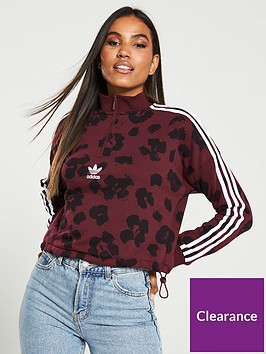adidas-originals-sweater-maroonnbsp