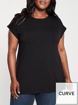 v-by-very-curve-batwingnbspsleeve-t-shirt-black