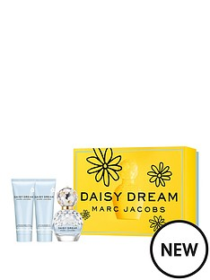 marc-jacobs-marc-jacobs-daisy-dream-50ml-eau-de-toilette-75ml-shower-gel-75ml-body-lotion-gift-set