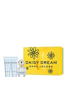 marc-jacobs-marc-jacobs-daisy-dream-50ml-eau-de-toilette-75ml-shower-gel-75ml-body-lotion-gift-set