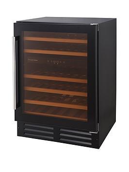 russell-hobbs-black-glass-built-in-or-freestanding-46-bottle-dual-zone-wine-cooler