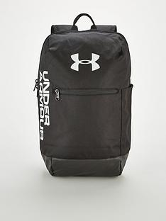 under-armour-ua-patterson-backpack-blackwhite