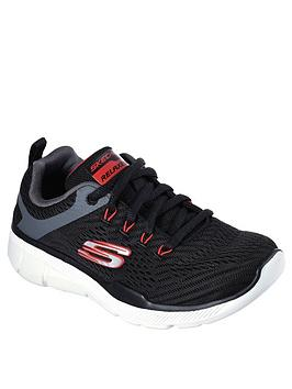 Skechers Skechers Equalizer 3.0 Trainers - Black Picture