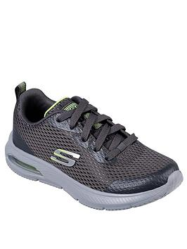 Skechers Skechers Dyna Air Quick Pulse Trainers - Charcoal Picture