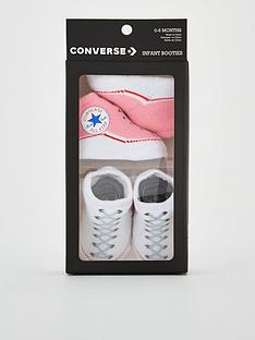 converse-2-pairs-chuck-infant-booties-pinkwhite