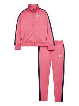 under-armour-childrens-em-knit-tracksuit-pink