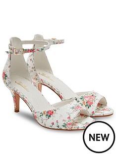 6644813c436 Joe Browns Summer Bouquet Shoes