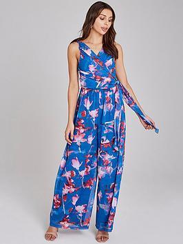 little-mistress-floral-printed-chiffon-jumpsuit-multi