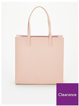 ted-baker-soocon-crosshatch-large-icon-bag-pale-pink